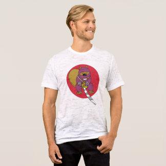Ninja Beaver T-shirt