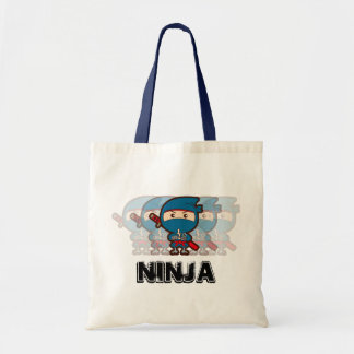 Ninja Boy Tote Bag