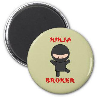 ninja broker magnet