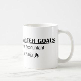 Ninja Career Goals - Accountant Mug