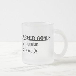Ninja Career Goals - Librarian Coffee Mug