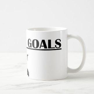 Ninja Career Goals - Teacher Coffee Mugs