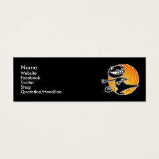 Ninja Cat Social Media Card
