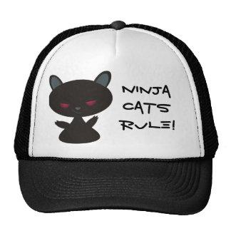 Ninja Cats Rule! Cap