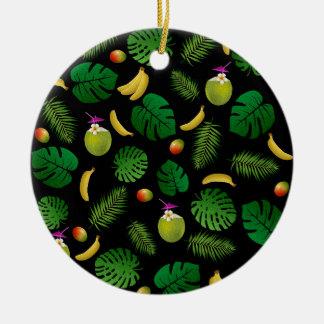 Ninja Ceramic Ornament