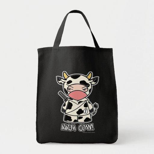 Ninja Cow! Tote Bag