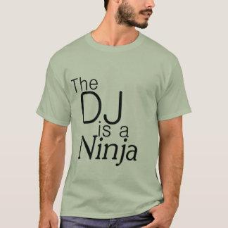 Ninja DJ T-Shirt