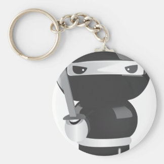 Ninja Doll Key Chain