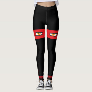 Ninja Eyes Leggings