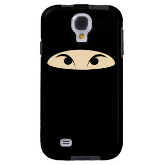 Ninja Face Galaxy S4 Case