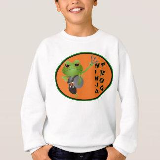 Ninja Frog Sweatshirt