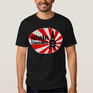 Ninja Gnome T-shirts