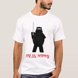 Ninja Hippo T-Shirt