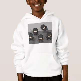 Ninja Hooded Sweatshirt (Youth)