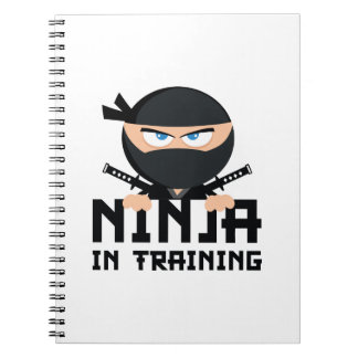 Ninja In Training Notebooks