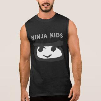 NINJA KIDS SLEEVELESS SHIRT