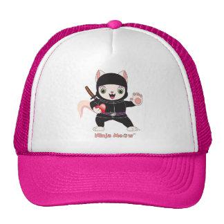 Ninja MEOW™ Trucker Hat