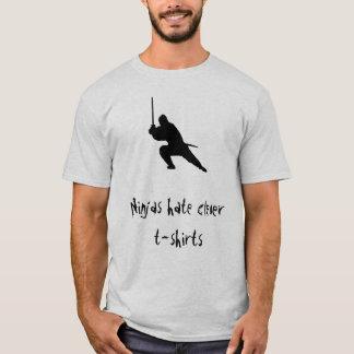 Ninja, Ninjas hate clever t-shirts