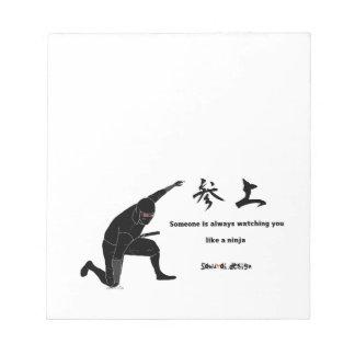 Ninja Notepad