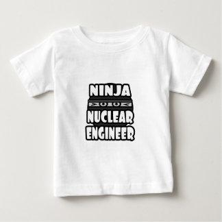 Ninja Nuclear Engineer T Shirt