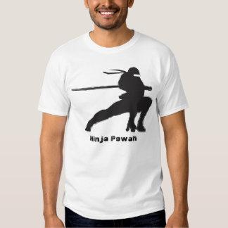 Ninja Powah T Shirts