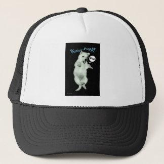 Ninja Puppy Trucker Hat
