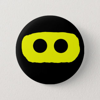 Ninja Smiley Button