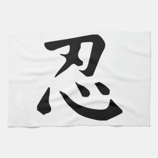 Ninja Tea Towel