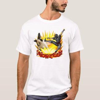 Ninja Vs. Bunny T-Shirt