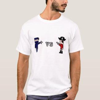 Ninja vs Pirates Shirt