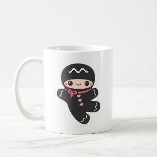 Ninjabread Man Coffee Mug