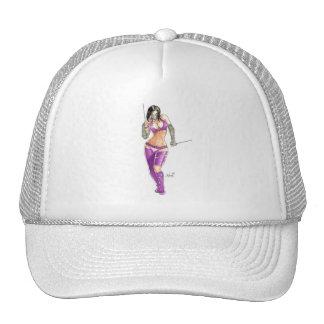 NinjaGirl Cap
