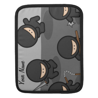 Ninjas iPad Sleeve Case