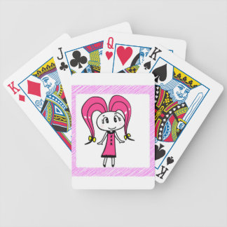 ninjironi bicycle playing cards