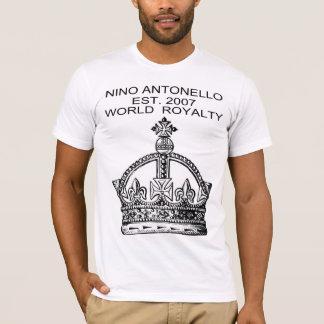 Nino Antonello Est. 2007 World Royalty Crown Pic T-Shirt