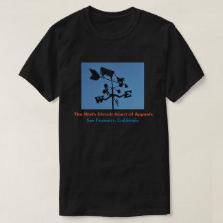Ninth Circuit Court Funny Shirt