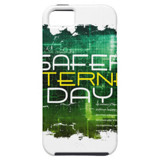 Ninth February - Safer Internet Day iPhone 5 Case