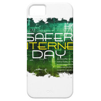 Ninth February - Safer Internet Day iPhone 5 Cases