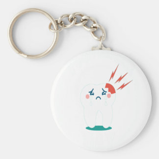 Ninth February - Toothache Day - Appreciation Day Key Ring