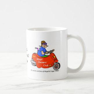 Nippi Owners' Club Mug