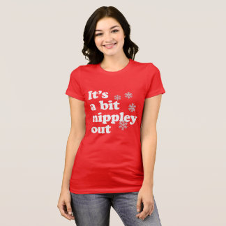 """Nippley"" T-Shirt"