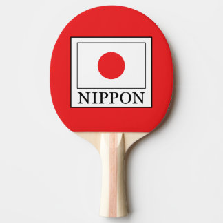 Nippon Ping Pong Paddle