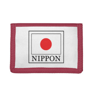 Nippon Trifold Wallets