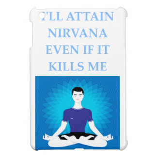 NIRVANA iPad MINI CASE