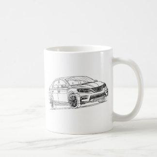 Nis Sentra Nismo 2017 Coffee Mug