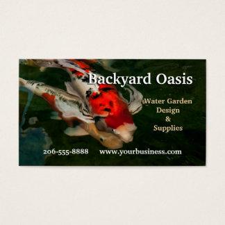 Nishikigoi Impression Business Card