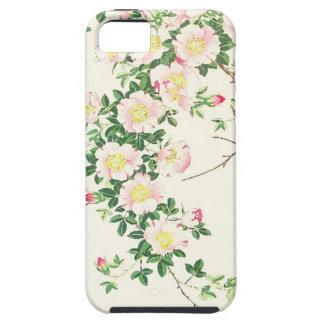 Nishimura Pink Vine Rose iPhone 5 Case