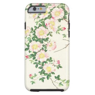 Nishimura Pink Vine Rose iPhone 6 case Tough iPhone 6 Case