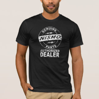 Nismo Genuine Parts 3 T-Shirt