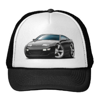 Nissan 300ZX Black Car Cap
